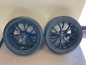 Dodge Charger Challenger Chrysler 300 Srt Hellcat 392 Rear Wheels 2 2528 Tires