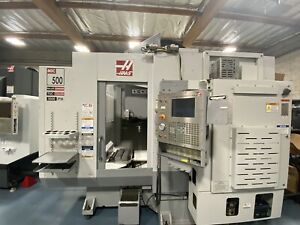 2005 Haas Mdc 500 With 2 Pallet Drill tap Machine