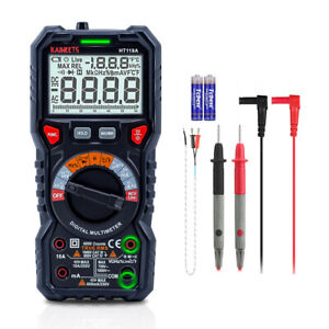 Kaiweets Digital Multimeter Auto ranging 6000 Counts True Rms Factory Seller