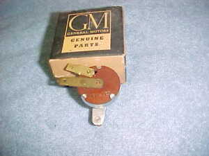 Mystery Switch Nos Gm 1950 1962 Ark les Chevy Olds Pontiac Buick Cadillac