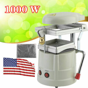 Dental Lab Vacuum Forming Molding Machine Heat Thermoforming Device Equipment Us