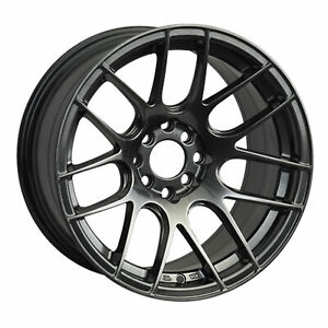 Xxr 530 19x10 75 5 4 5 5 120 35 Offset 73 1mm Bore Chromium Black Wheel Rim