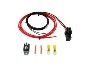 Aem Universal Applications 20 Amp Relay Wiring Kit