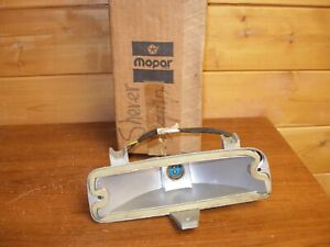 1972 Nos Mopar Dodge Charger Rallye Se Front Turn Signal Housing 383 440 3478598