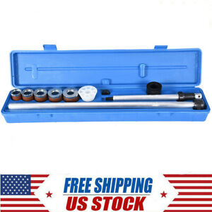 Universal Engine Camshaft Cam Bearing Installation Insert And Removal Tools Kit