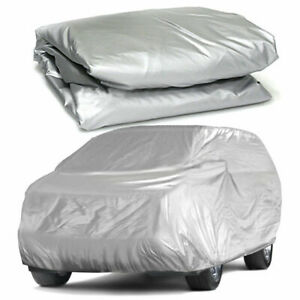 Suv Car Cover Fitted Water Proof Outdoor Rain Snow Sun Dust Protection