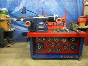 Ammco 4100 Disc And Drum Brake Lathe With Table And Tooling