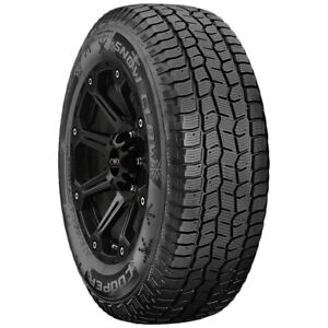 2 lt245 75r16 Cooper Discoverer Snow Claw 120 116r E 10 Ply Bsw Tires