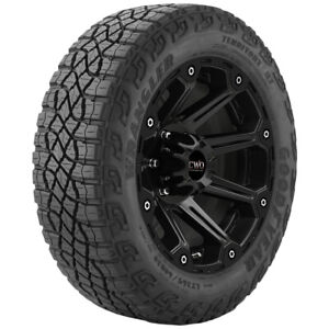 4 lt265 60r20 Goodyear Wrangler Territory Mt 110s C 6 Ply Tires