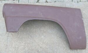 1955 1956 Ford Car Front Left Fender Nos Take off B6a 16006 a