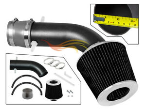 Grey Rw Racing Ram Air Intake Kit For 2001 2003 Acura Cl Tl Type S 3 2l V6