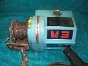 Rare Superwinch 1351