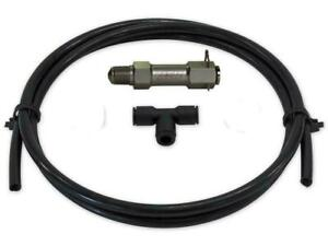Aem 30 3315 V3 Extra H2o Water Methanol Injection Nozzle T fitting Hose
