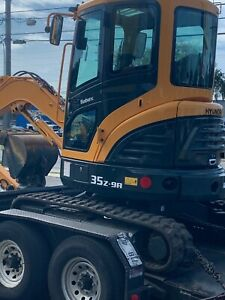 Hyundai R35z 9a Compact Excavator 2019 New