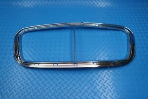 Bentley Continental Gtc Gt Flying Spur Front Grille Surround Trim 9261