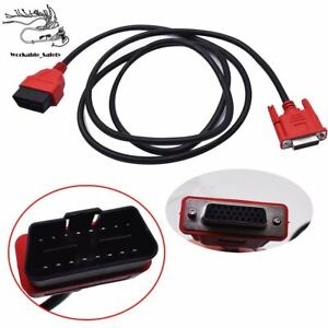 Eax0068l00c 6 Obdii Obd2 Cable Snap On Scanner Da 4 For Solus Ultra