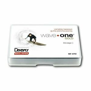 Waveone Gold Wave One Gutta Percha Points Refills Dental Endodontic Root Canal
