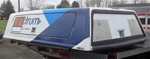 Atc Workforce Commercial Truck Topper Cap For 8ft Bed Std Bed