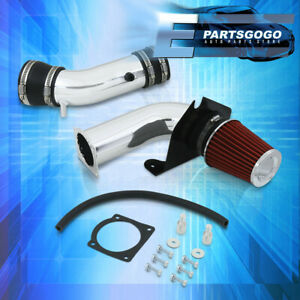 For 99 04 Ford Mustang 3 8l V6 Piping Pipe Cold Air Intake System With Filter