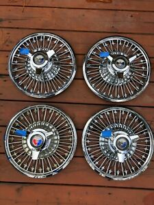 1967 1968 Ford Mustang Wire Wheel Cover Hub Cap Hubcap