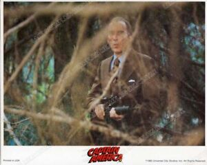 Captain America Christopher Lee Press Photo 8X10 The Mummy dracula count dooku $16.99