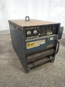 Lincoln Electric Ideal Arc Dc 600 Lincoln Electric Ideal Arc Dc 600 Welder