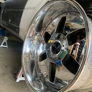 19in Ssr Vienna Kreis Set 5x114 4x114 Rare Jdm Wheels