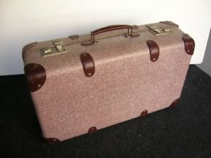 Suitcase Luggage Vintage Car Accessories Porsche 356 Mercedes Mb Vw Bug Bus