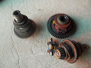 Farmall 460 Rc Ih Tractor Transmission Complete Drive Gear Set Pinion Assembly
