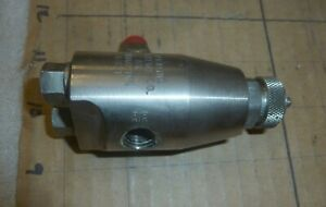 Spraying Systems 1 4jt Stainless Air Atomization Nozzle Humidification