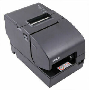 Excellent Condition Hp Epson Tm h2000 Thermal Receipt Printer Pos Point Of Sale