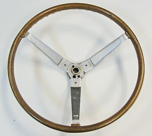 1968 1970 Pontiac Gto Firebird Sport Wood Steering Wheel Clearance