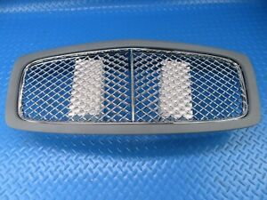 Bentley Continental Gt Gtc Flying Spur Front Radiator Grille 9190
