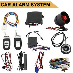 Car Alarm System Auto Door Remote Central Control System Car Alarm Security