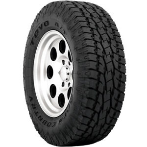 Toyo Open Country A t Ii Tire Lt305 55r20 121s E 10 X Long Lasting Durable