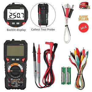 Kaiweets Trms Digital Multimeter 6000counts Ac dc Auto Range Voltage Lcd Tester
