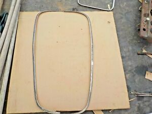 1936 Chevrolet Grille Surround Stainless Molding Trim Shell