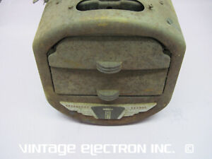 Harrison Heater Chevy Deluxe Truck Under Dash Used