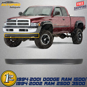 Front Lower Valance Air Dam Textured For 1994 01 Dodge Ram 1500 94 02 2500 3500