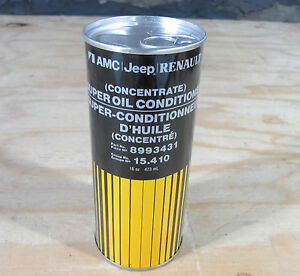 Amc Spirit Concord Eagle Pacer Etc Jeep Cj J10 Cherokee Nos Oil Conditioner Can