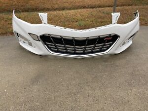 2016 2017 2018 Chevrolet Cruze Rs Front Bumper 23448608 No Shipping