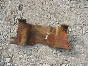 International 300 Utility Ih Tractor Original Battery Tray Main Mounting Bracket