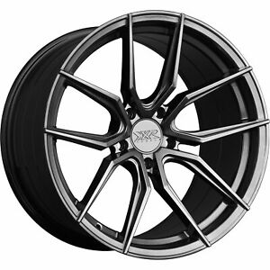 19x8 5 Chromium Black Wheel Xxr 559 5x4 5 20