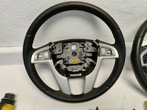08 09 Pontiac G8 Gt Steering Wheel Leather Nice Gm 2008 2009