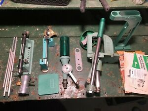 Vintage RCBS Rock Chucker Reloading Kit  $650.00