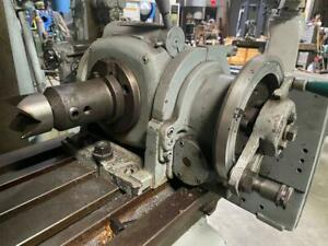 Dividing Head Kearney Trecker Mill Milling Machine