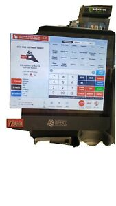 All in one Touch Screen Pos Cash Register 0 Monthly Fee Free Retail Software