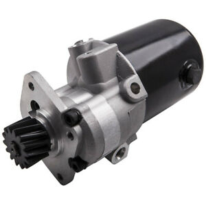New Power Steering Pump For Massey Ferguson 175 255 265 275 Tractor Replaces