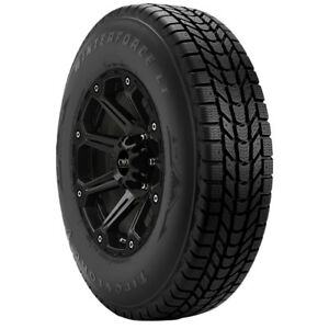 4 lt265 75r16 Firestone Winterforce Lt 123r E 10 Ply Bsw Tires