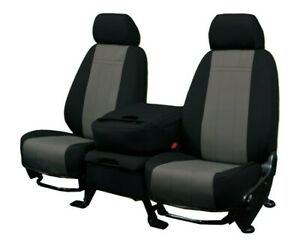 Ford Mustang 2013 2014 Charcoal Neosupreme Custom Fit Front Seat Covers